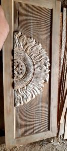 best security doors for homes-teak wood doors