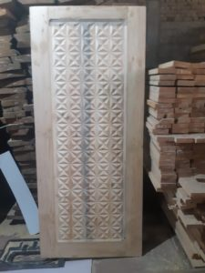best pine wood door
