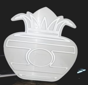 how to make a corian temple ?