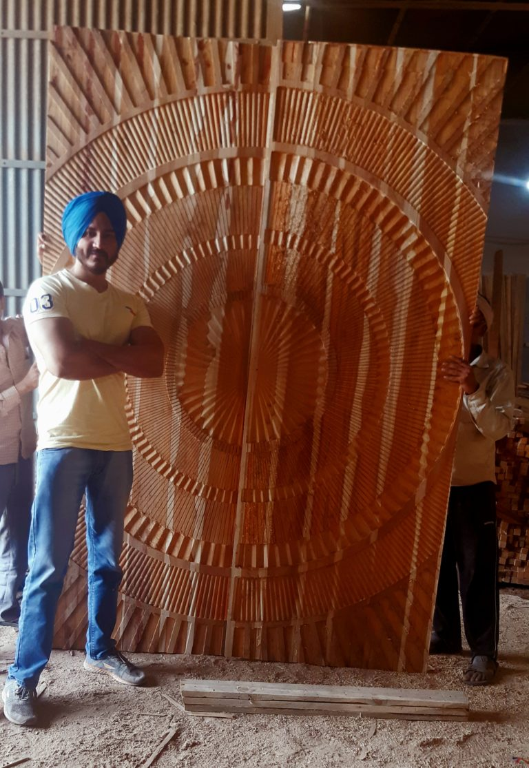 how to engrave wood for double front entry doors