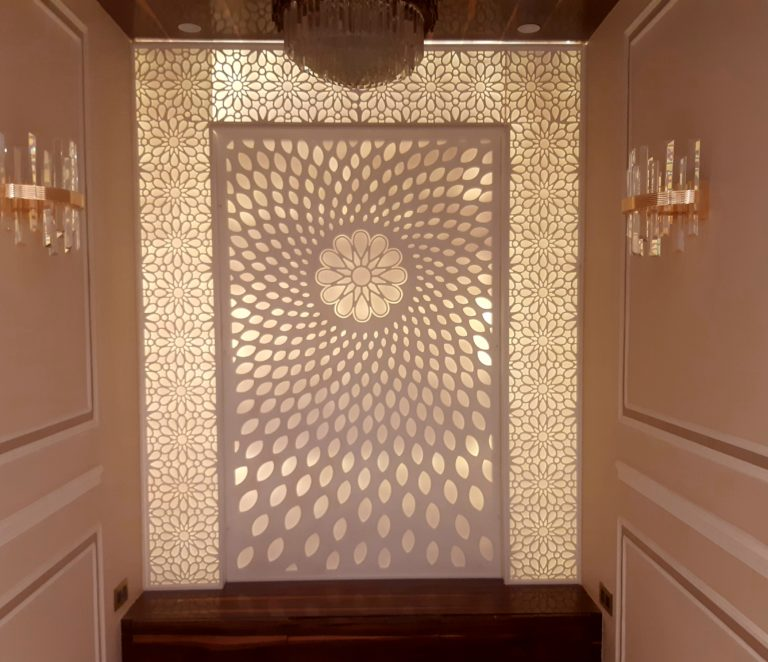 it is good to use backlit wall art for home interior ?