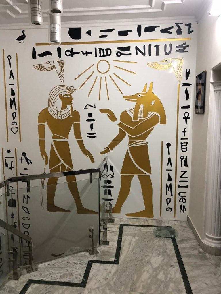 Illuminatisymbol is in your home not in ancientEgypt