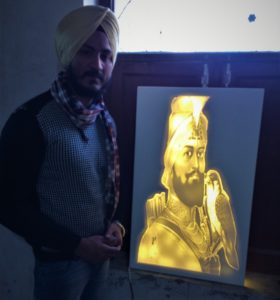 Guru Gobind Singh ji Tenth guru of sikhism